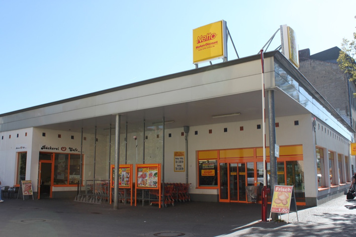 Netto Marken-Discount - Residenzstraße