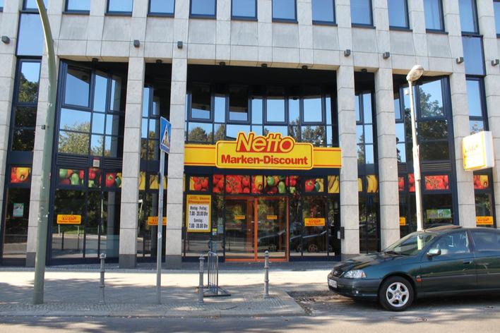 Netto Marken-Discount - Alte Jakobstraße