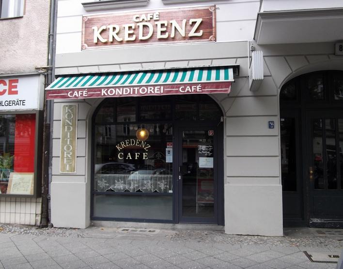 Kredenz Cafè