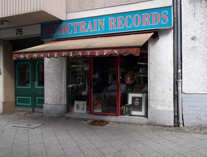MUSICTRAIN RECORDS