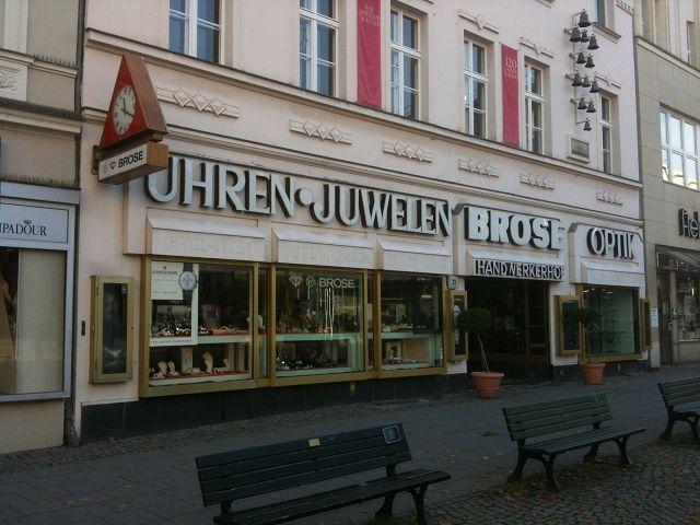 Juwelier Brose - Altstadt Spandau