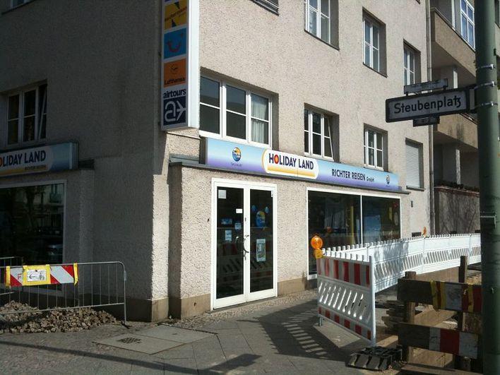 HOLIDAY LAND Richter Reisen - Reichsstraße am Steubenplatz