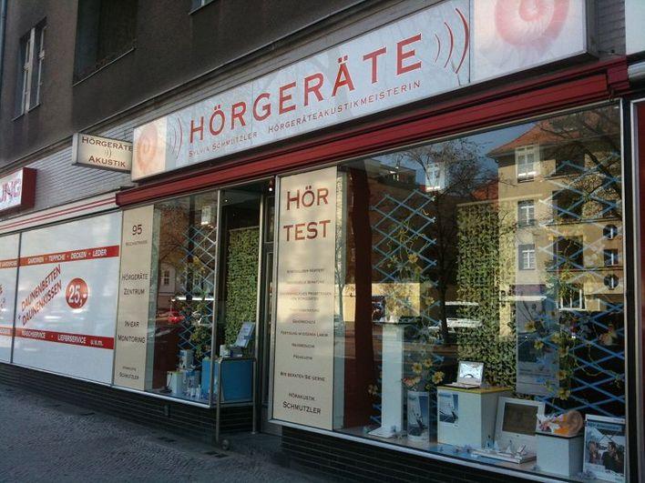 Schmutzler Hörgeräte ))) Akustik - Reichsstraße