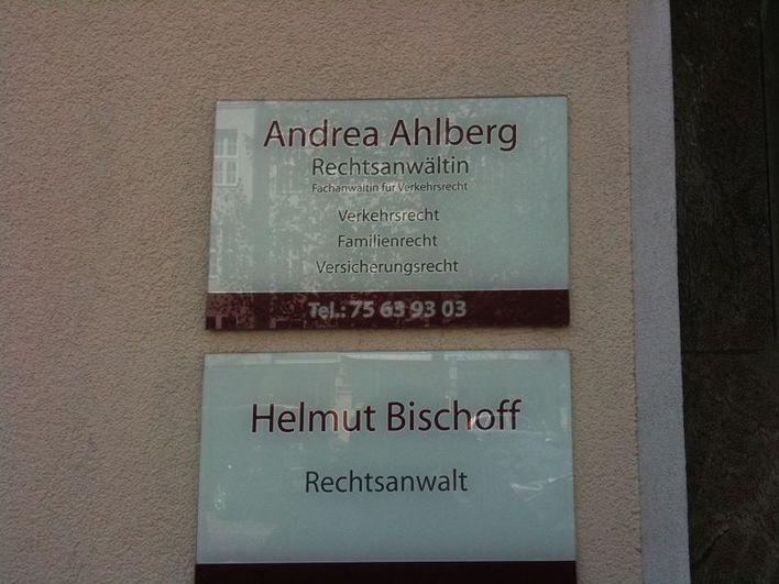 Rechtsanwältin Andrea Ahlberg