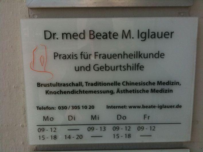 Frauenarztpraxis Dr. Beate Iglauer