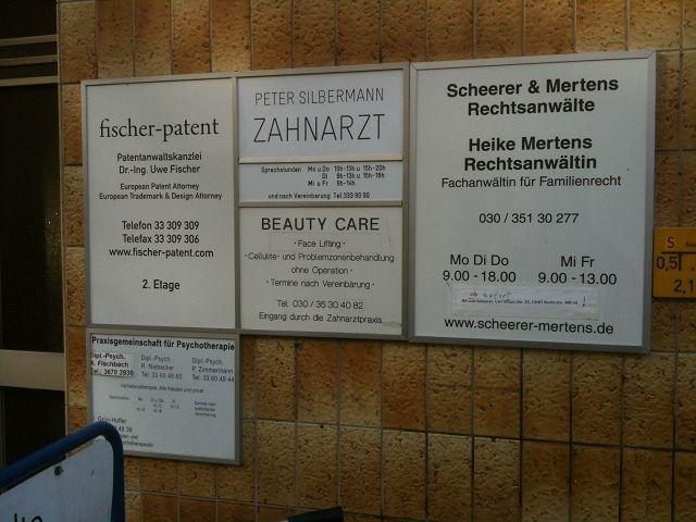 Psychotherapiepraxis P. Zimmermann