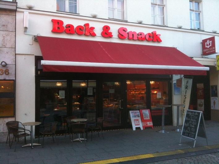 Back & Snack - Altstadt Spandau