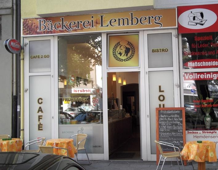 Bäckerei Lemberg
