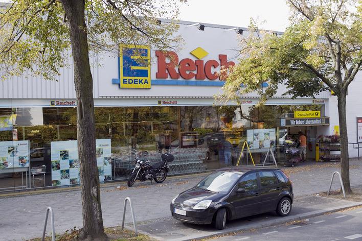 Edeka - Bernauer Straße