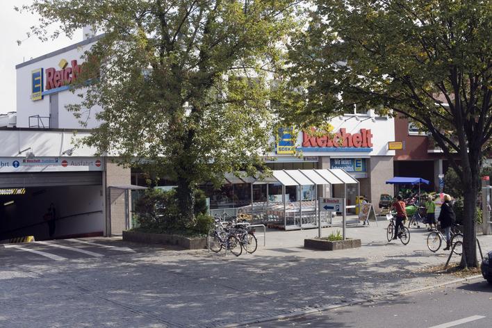 edeka drakestra e supermarkt in berlin lichterfelde kauperts. Black Bedroom Furniture Sets. Home Design Ideas