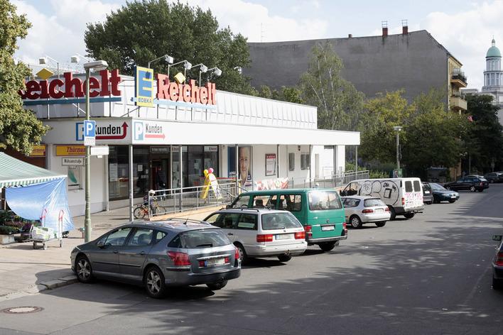 Edeka - Eckertstraße