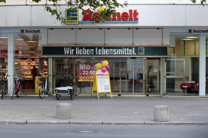 Edeka - Goltzstraße