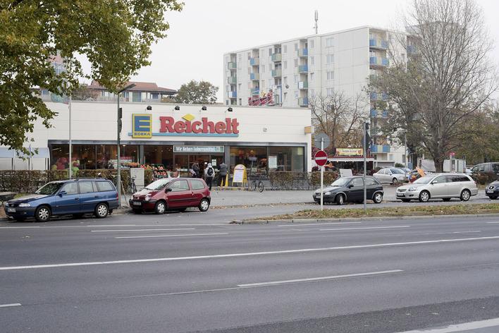 Edeka - Heerstraße