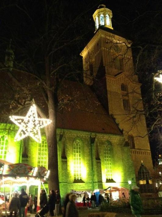 Spandauer Weihnachtsmarkt 2011
