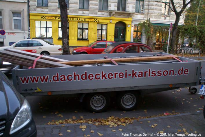 Karlsson Dachdeckerei   Bauklempnerei