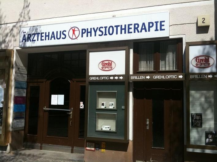 Ärztehaus am Theo