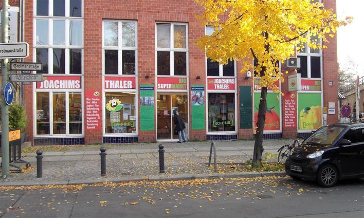 Der Joachimsthaler Bio Supermarkt