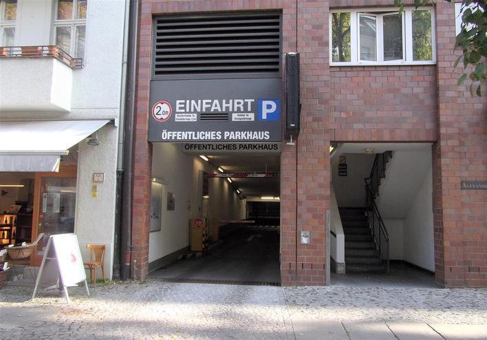 Parkhaus NH Berlin Kurfürstendamm