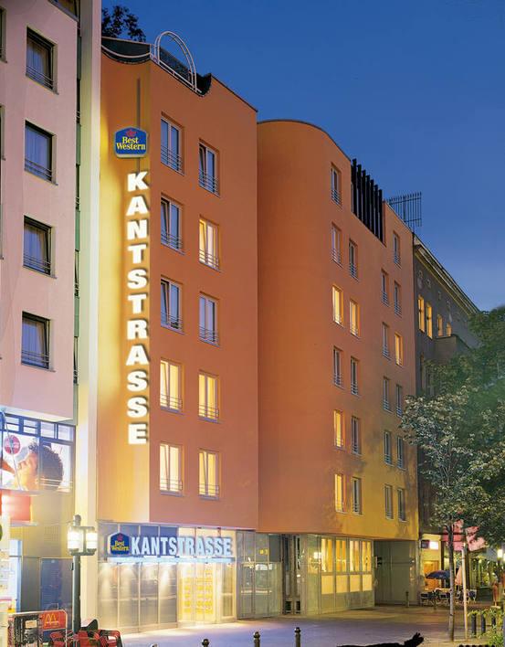 BEST WESTERN Hotel Kanstrasse Berlin