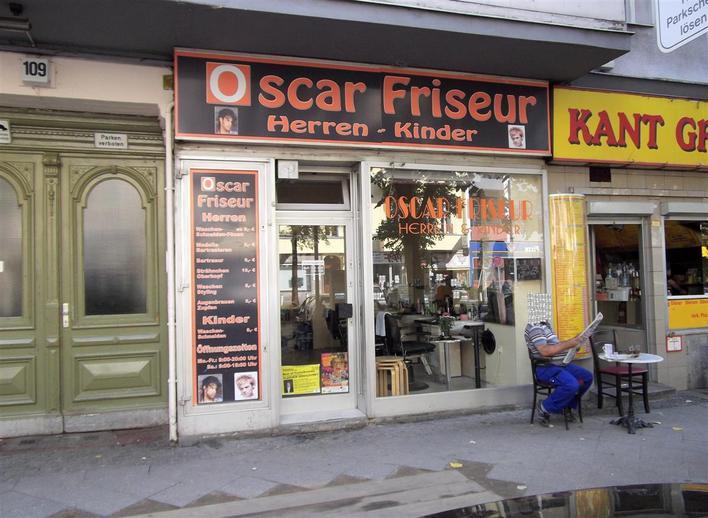 Oscar Friseur - Herren und Kinder