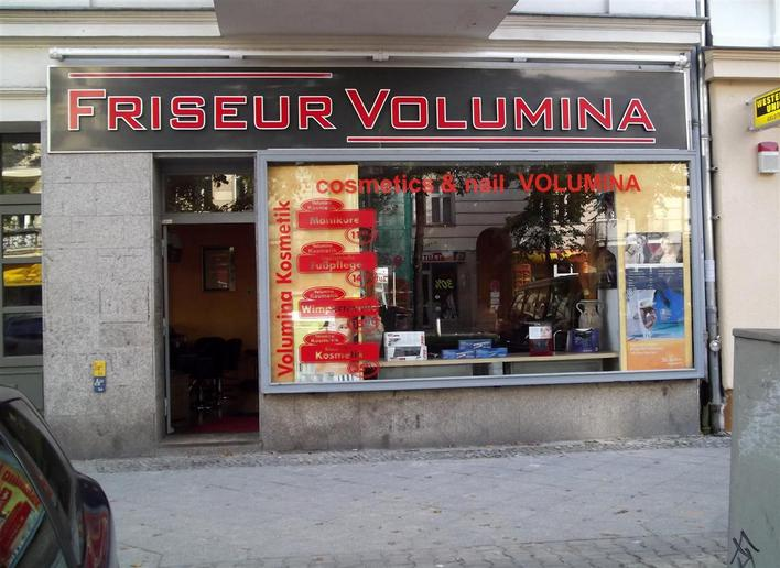 Friseur Volumina