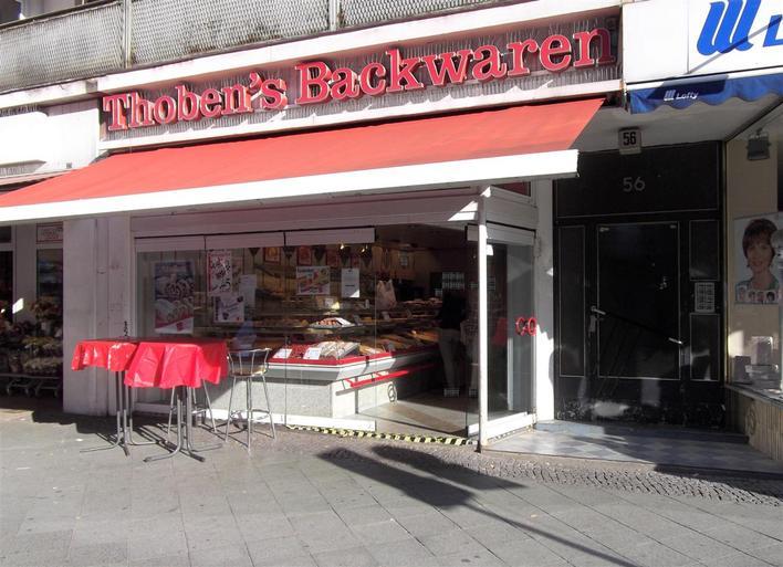 Thobens Backwaren - Kantstraße