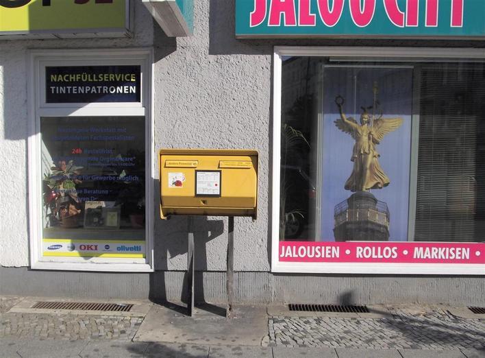 Briefkasten - Kantstraße