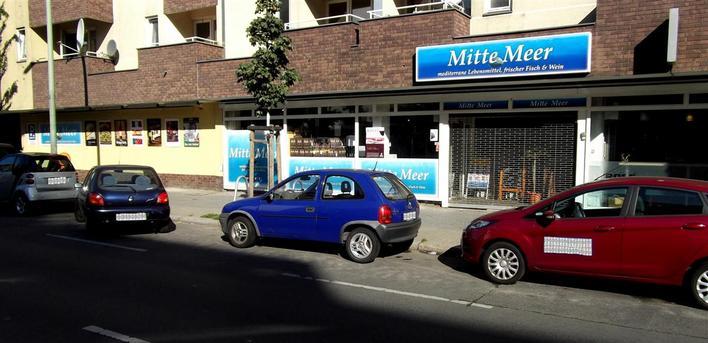 Mitte-Meer - Kantstraße