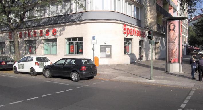 Berliner Sparkasse - Savignyplatz
