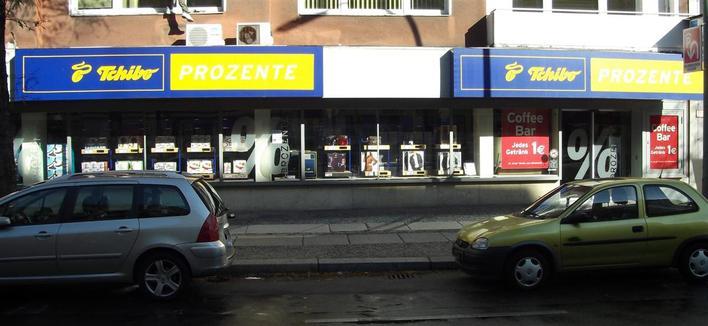 Tchibo PROZENTE - Kantstraße