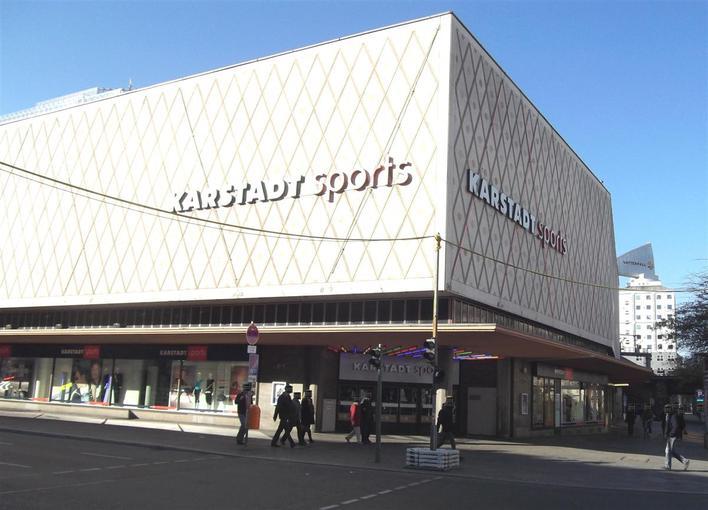 KARSTADT sports - Joachimstaler Straße