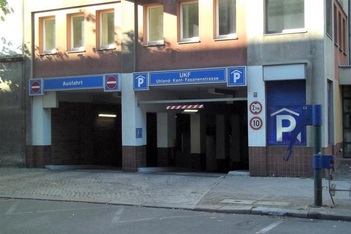 Uhland-Kant-Fasanenstraße (UKF)