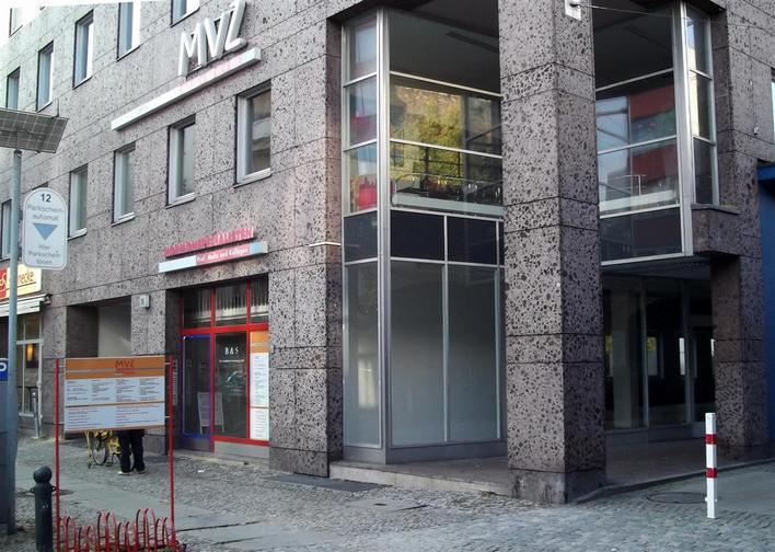 MVZ Medizinisches Versorgungszentrum Uhlandstraße