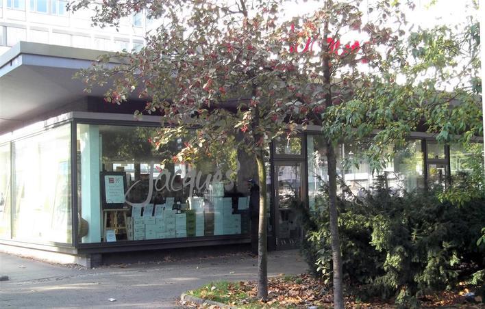 Jacques Wein-Depot - Hardenbergstraße