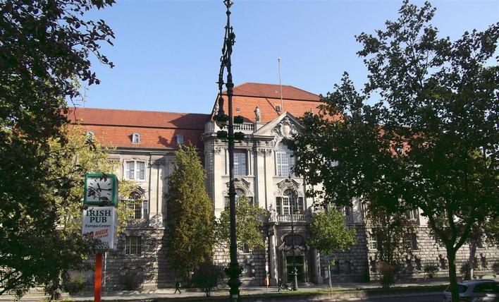 Amtsgericht Charlottenburg - Registergericht Außenstelle Hardenbergstraße