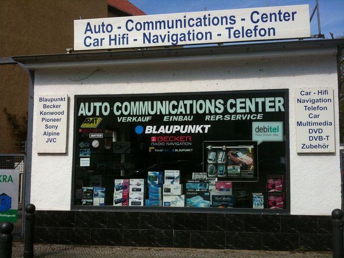 Auto Communications Center
