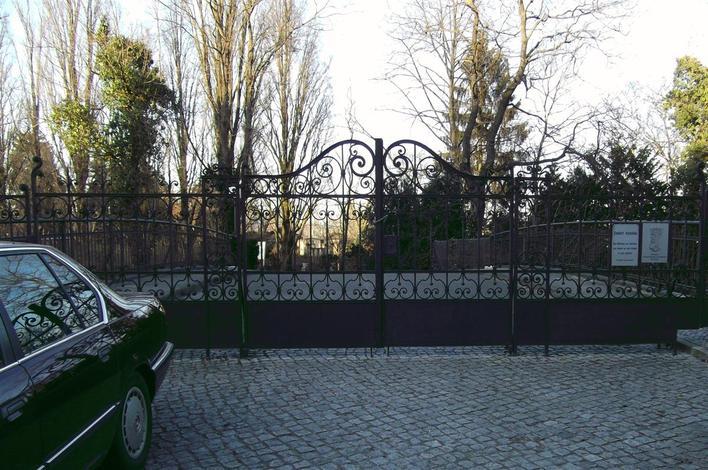 Landeseigener Friedhof Grunewald