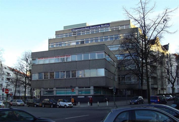 MVZ Diagnostisches Zentrum Halensee - Joachim-Friedrich-Straße