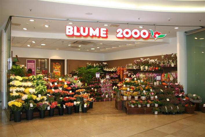 BLUME 2000 - Schönhauser Allee Arcaden