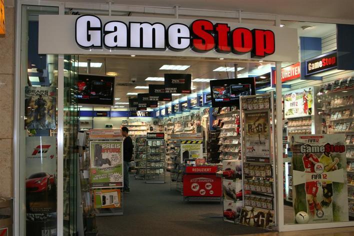 GameStop - Schönhauser Allee Arcaden