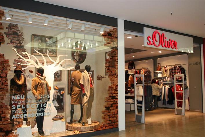 s.Oliver Store - Schönhauser Allee Arcaden