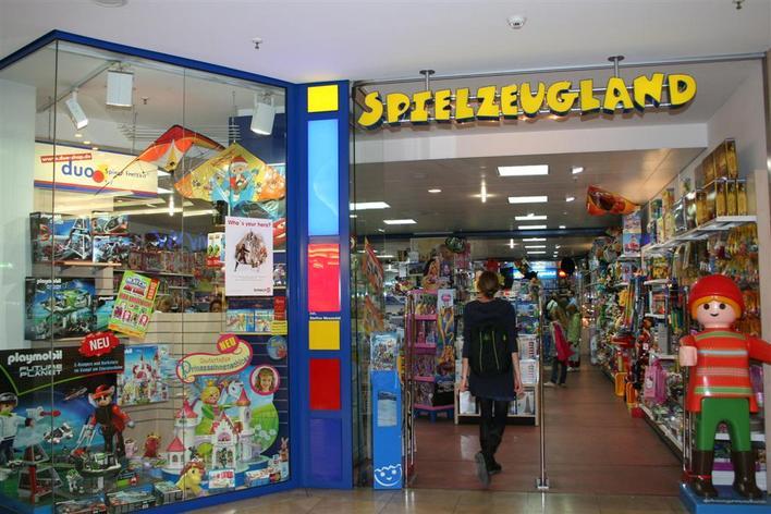 Spielzeugland - Schönhauser Allee Arcaden
