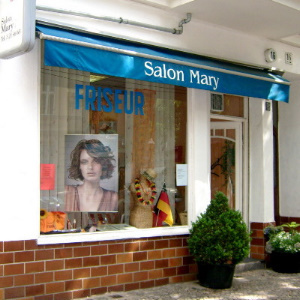Salon Mary in der Seelingstraße