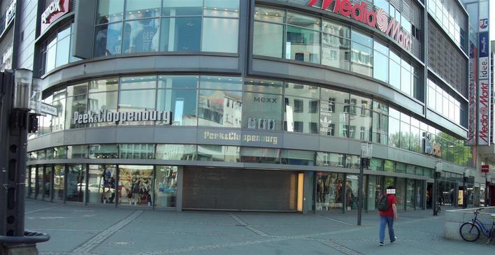Peek & Cloppenburg - Wilmersdorfer Straße
