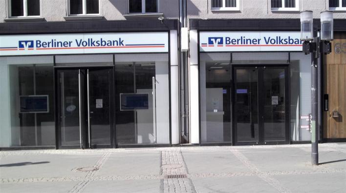 Berliner Volksbank eG - Wilmersdorfer Straße