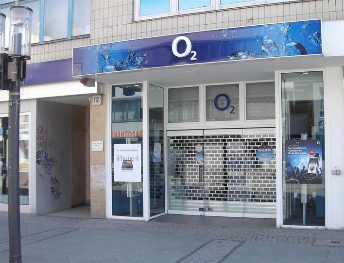 O2 Shop - Wilmersdorfer Straße