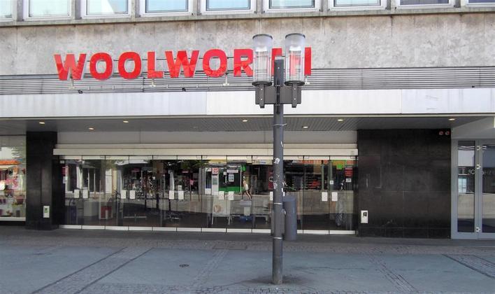Woolworth - Wilmersdorfer Straße