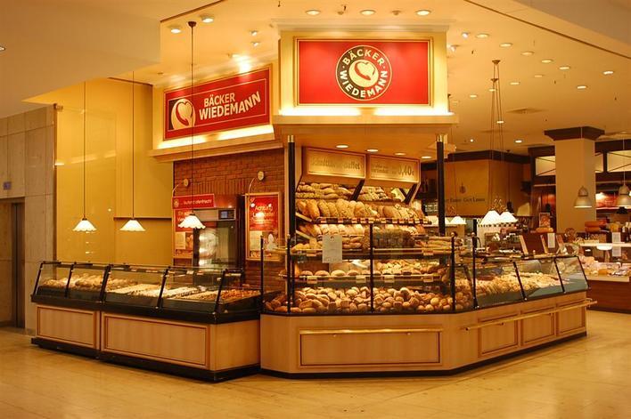 Bäcker Wiedemann - Spandau Arcaden