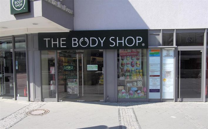 The Body Shop - Wilmersdorfer Straße
