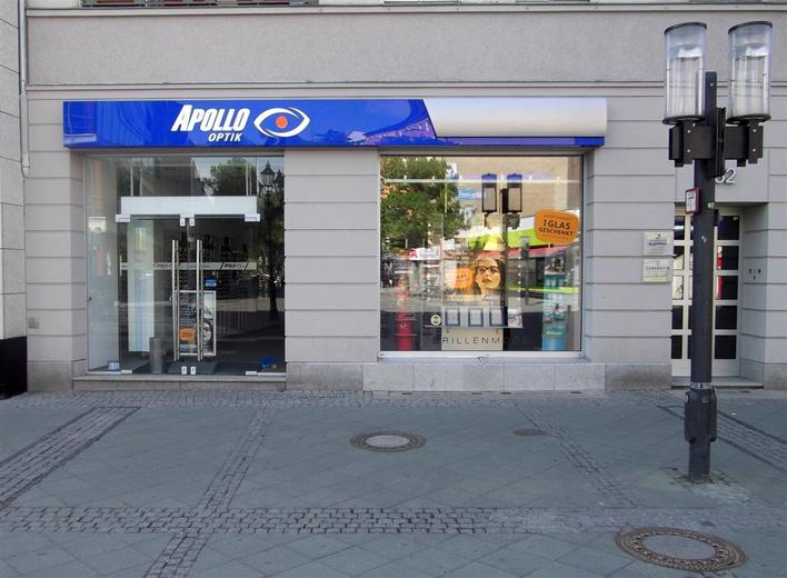 Apollo-Optik - Wilmersdorfer Straße